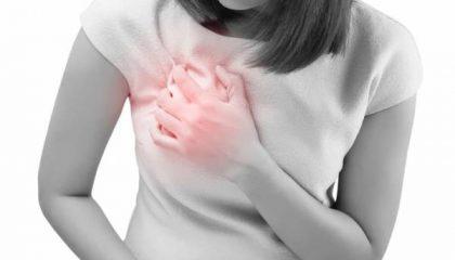 درد پستان