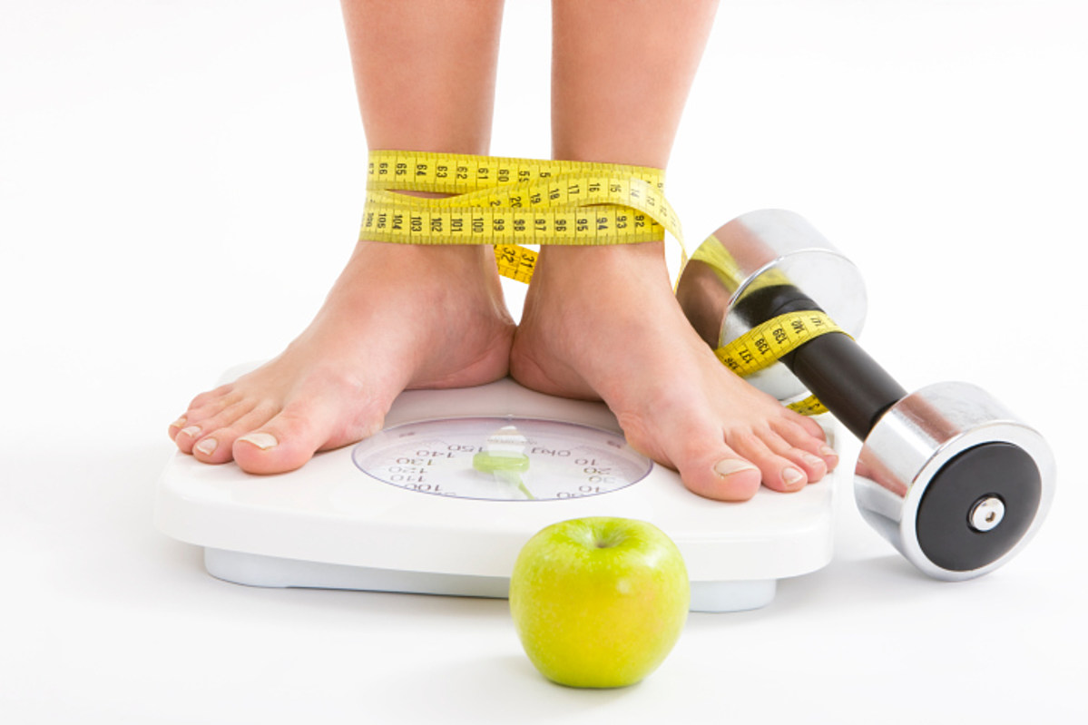 کاهش و افزایش وزن در تیروئید