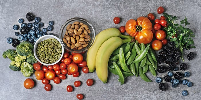 رژیم غذایی کم کاری تیروئید